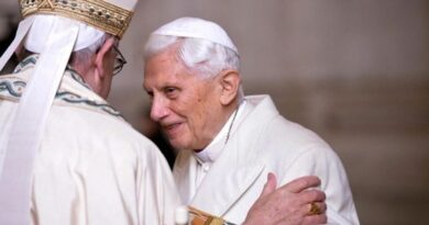 Benedicto XVI cumple hoy 94 años