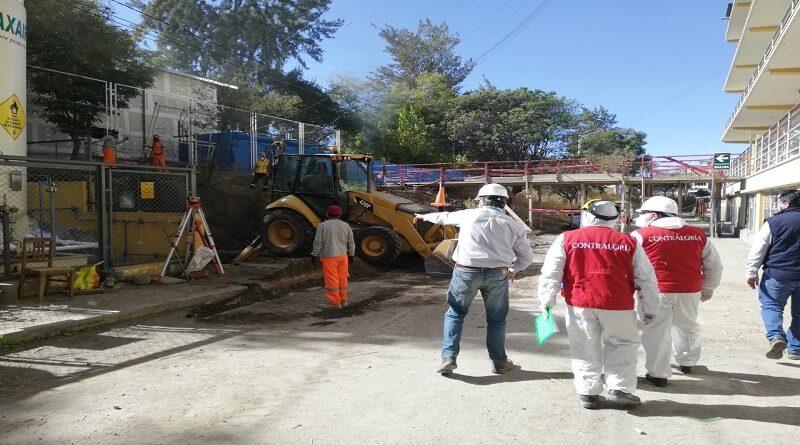 Ampliación del hospital COVID-19 de Arequipa se ejecuta sin expediente técnico