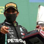 Lewis Hamilton (Mercedes) gana el GP de Bélgica de Fórmula 1