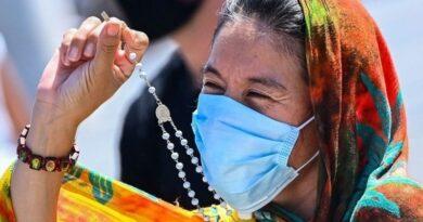 Francisco recuerda el Congreso Eucarístico pospuesto por la pandemia