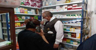 DIREMID cerró tres boticas por operar sin dirección técnica ni autorización sanitaria