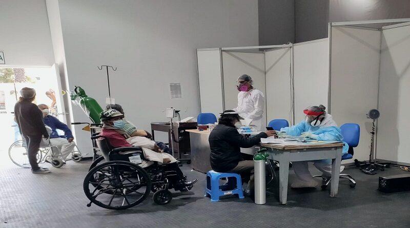 Atenciones por COVID 19 se incrementó con levantamiento de cuarentena en Arequipa