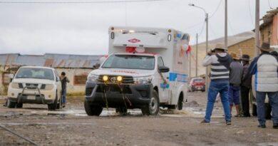 Gobernador anuncia construcción de hospital de apoyo para la parte alta de Caylloma