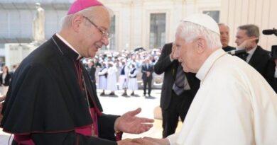 Monseñor Rizzato, humilde servidor de la Iglesia y de los más necesitados