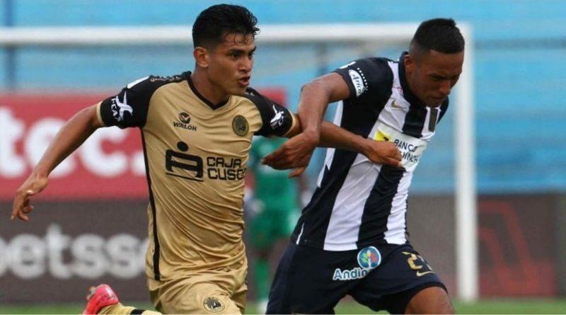 Alianza Lima empato 2-2 con Cusco FC en su debut