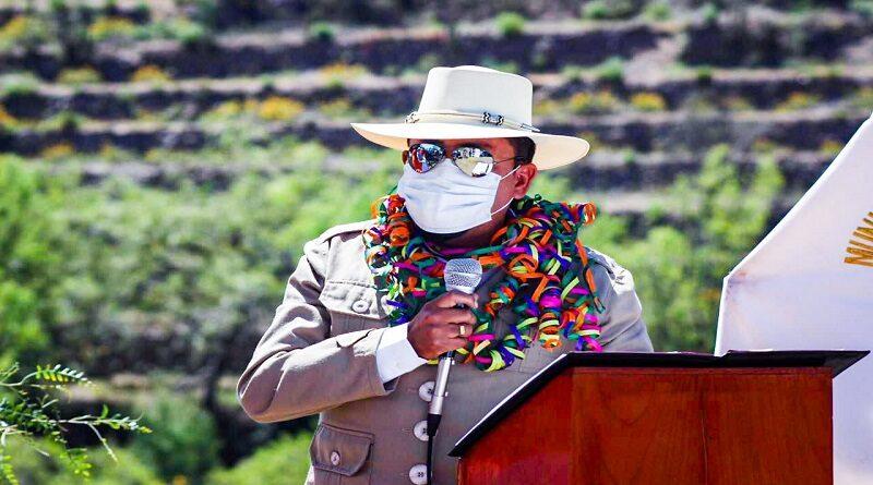 Gobernador de Arequipa anuncia que se reiniciarán labores semipresenciales en zonas altas sin COVID-19