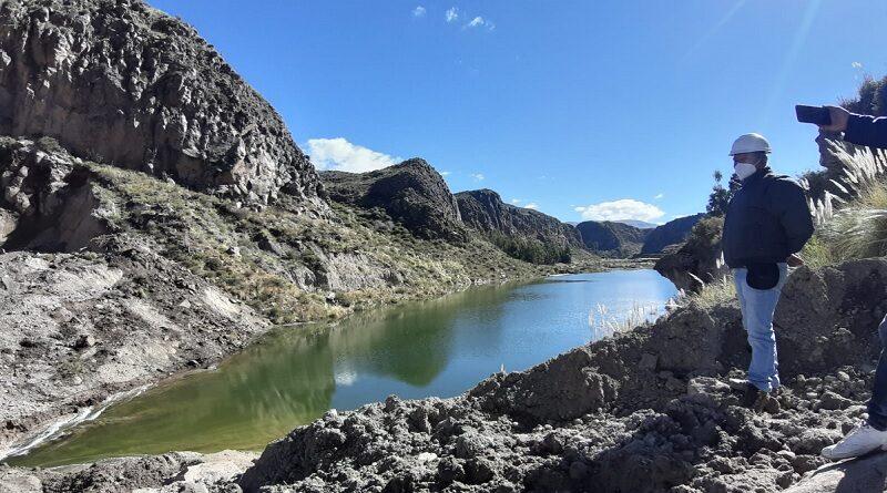 Desembalsarán más de 1 millón de m3 de agua almacenada del rio Colca