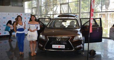 Crece venta de vehículos en el país