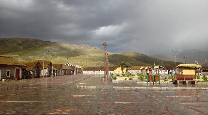 SENAMHI anuncia lluvias en la sierra alta de la región Arequipa