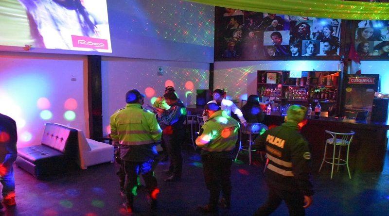 Fiscalizan horario de discotecas por San Valentín