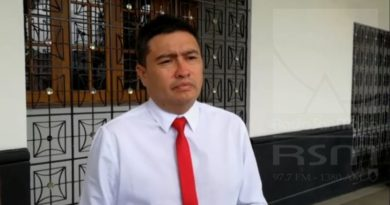 GRA debe apoyar en reparación de vías para Yanahuara