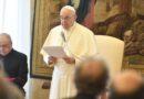 """El Papa a Asociación Pro Petri Sede: """"gracias por contribuir a las obras caritativas"""""""