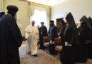 Papa a sacerdotes ortodoxos: Dios es el protagonista del bien que hay en nosotros