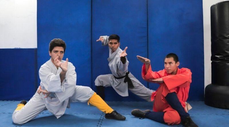 Se viene el campeonato nacional de kung fu apertura 2020