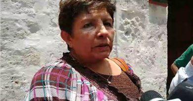 Piden iniciar investigación a congresista Rosario Paredes