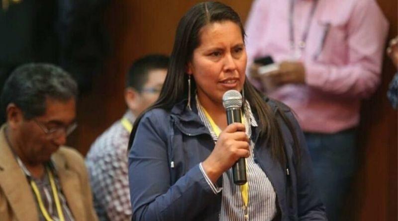 En Quequeña visitan casa por casa para entrega de canasta de víveres