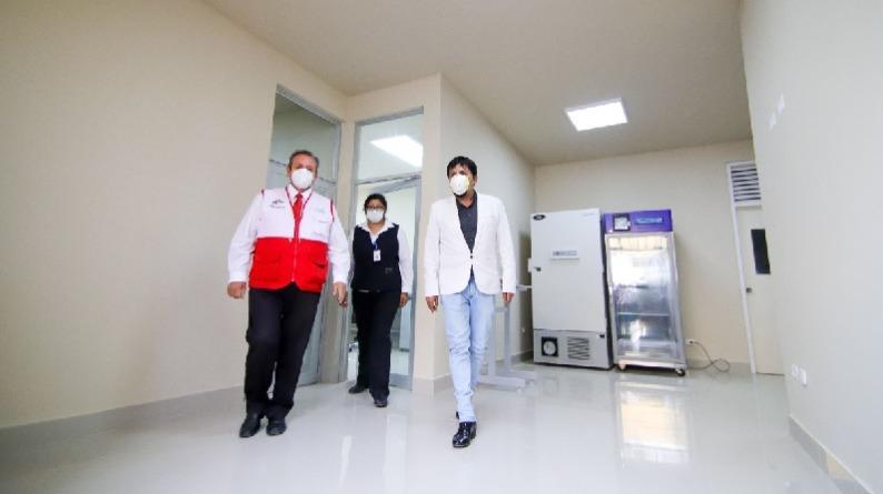 Región realiza acciones para enfrentar casos de coronavirus