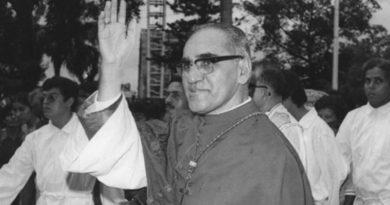 V aniversario de la beatificación de San Óscar Arnulfo Romero