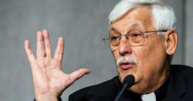 Arturo Sosa, superior general de los jesuitas en el mundo SIC