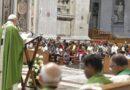 Lampedusa: 7 años después de su visita, el Papa celebrará la Misa en Santa Marta