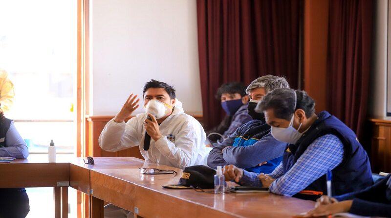 """Municipios se suman a campaña """"Barrio Libre de Coronavirus"""""""