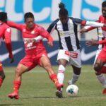 Alianza Lima empata con Sport Huancayo