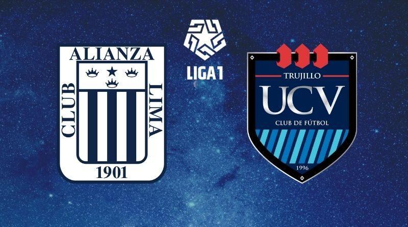 Alianza Lima juega hoy ante el César Vallejo