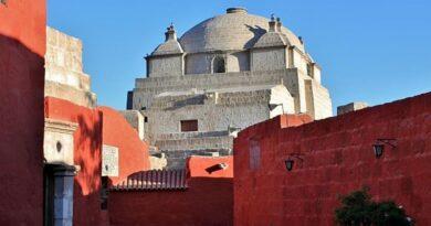 Monasterio Santa Catalina se alista para recibir visitantes