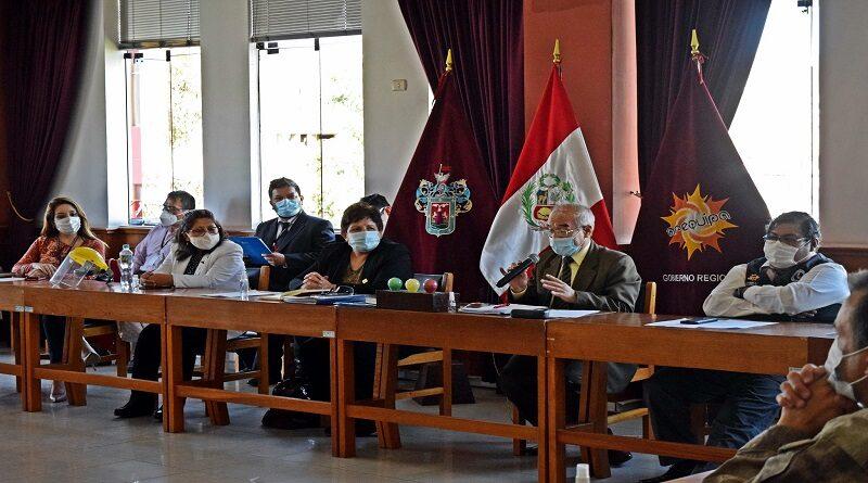 Comando COVID Arequipa rechaza uso del 100% de asientos en el transporte público