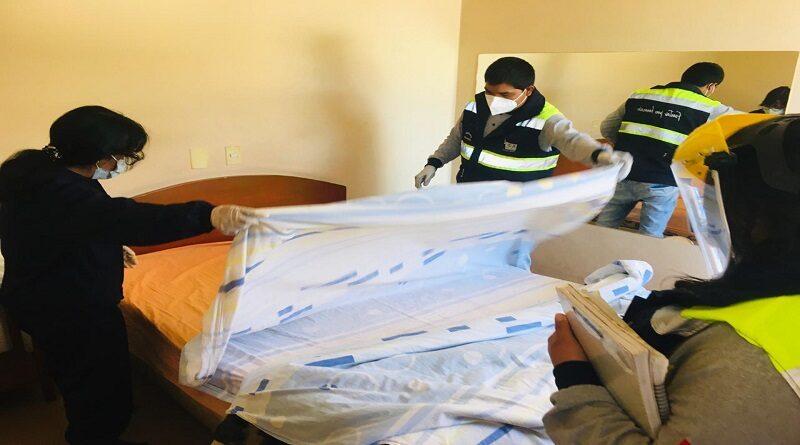 Fiscalizan a hospedajes en el distrito de Socabaya