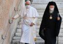El Papa: la caridad de San Andrés, la fuerza para los tiempos difíciles