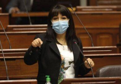 Mirtha Vásquez denuncia haber recibido amenazas