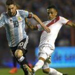 Perú se enfrenta hoy a Argentina