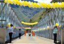 Nuevo puente modular facilitará el acceso a Machu Picchu