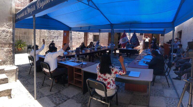 Declaran en situación de emergencia sector agrario y ganadero de la región Arequipa