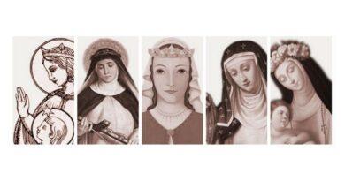 Grandes figuras femeninas de la Orden de Predicadores
