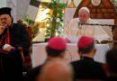 Papa al clero en Iraq: «La religión debe servir a la causa de la paz y la unidad»