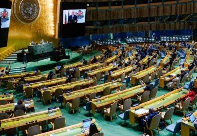 En la ONU se discute sobre las amenazas globales. Talibanes piden la palabra