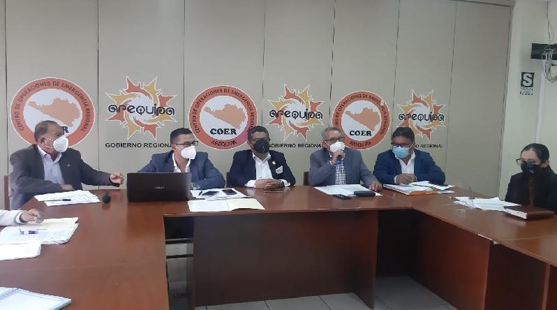 Gobierno Nacional considera al proyecto Majes Siguas II fundamental para reactivar la economía del país